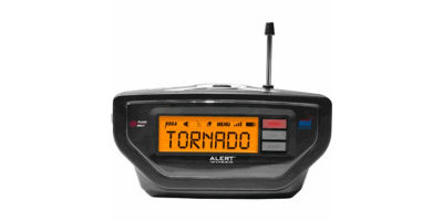 Model EAR-10 - Emergency Alert Weather Radio