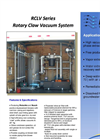H2K RCLV Series Rotary Claw Vacuum System Brochure