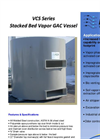 H2K VCS Series Stacked Bed Vapor GAC Vessel Brochure