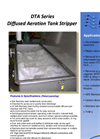 H2K - Model DTA Series - Diffused Aeration Tank Stripper - Brochure