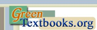 GreenTextbooks.org - Green Textbooks