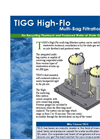 Hi-Flow Multi Bag Filter for Liquid Phase