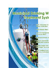 Municipal Drinking Water Tretment Solutions