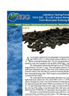 Lab Test Shows TIGG Activated Carbon Removes TTHMs