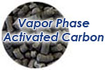Vapor Phase Activated Carbon Media