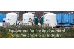 Shale Gas Water Filtration and Transport Solutions