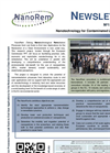 Nanotechnology for Contaminated Land Remediation - 2013 Newsletter n1