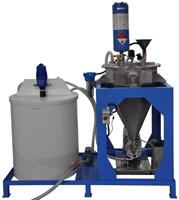 Dispersion and Dosing Unit