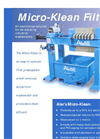 Micro-Klean - Plate and Frame Filter Press Brochure