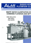 ALAR - Dissolved Air Flotation System (DAF) Brochure