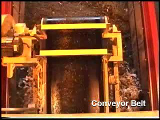 Grit Dewatering Video