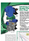 AMT Self Priming Solids Handling Pedestal Drive Pumps Brochure