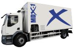 Shred-Tech  - MDX-1 - Mobile Document Shredding