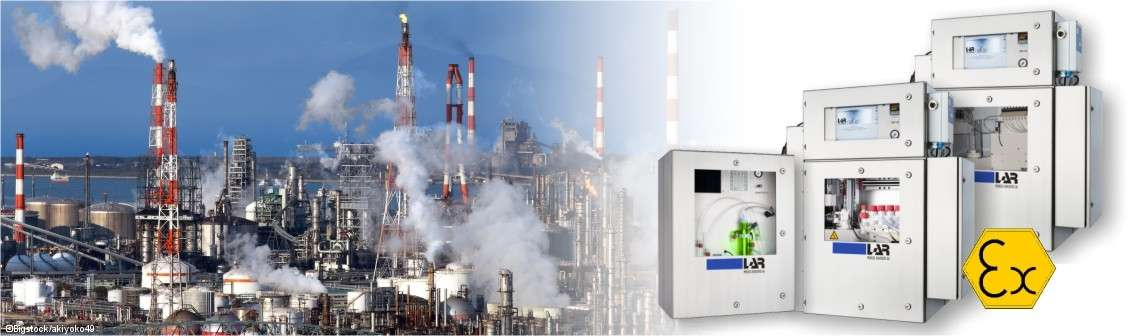 Water analyzers for Waste water - Water and Wastewater