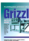 Saturn Grizzly Granulator Datasheet