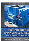 Saturn - Model 36 Diameter - Hammermill Brochure