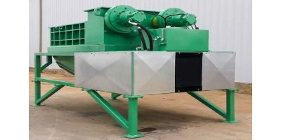 Hybrid-Drive Energy Efficient Shredder Technology