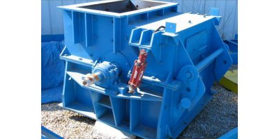 3TEK NEXT - Hammermill Shredder 36 inch