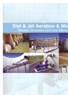 Jet and Slot Aeration Brochure