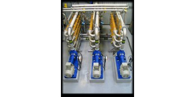 Model AMBR - Membrane Bioreactor System
