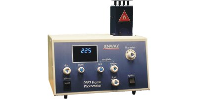 Jenway - Model PFP7C and PFP7 - Flame Photometers