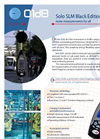 01dB - Solo SLM - Sound Level Meter Brochure