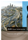 01dB - DUO - Smart Noise Monitor Brochure