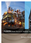 01dB - FUSION - Smart Sound & Vibration Analyzer Brochure