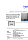 Model LZC-ICH2 - Photoreactors Brochure