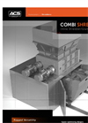 Model Combi - Inline Shredder/Granulator System Datasheet