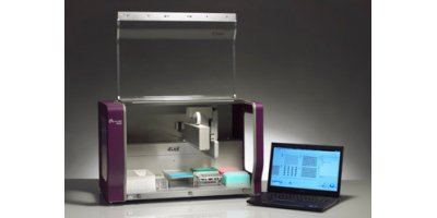 Model 4LAB - Automated PCR/qPCR Sample Preparation System