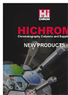 Hichrom  New Products Catalogue- Brochure