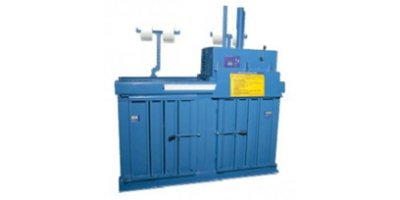 Compact - Model 75  - Twin Chamber Vertical Baler