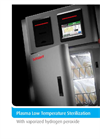 PlazMax - Low Temperature Plasma Sterilizer - Brochure