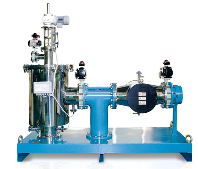 Introduction GloEn-Patrol ballast water treatment system
