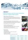 Demitec - Reverse Osmosis - Brochure