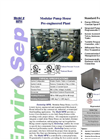 Modular Pump House Pre-engineered Plant Brochure