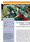 Valuable Sewage Sludge Drying System