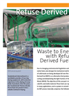 Municipal Waste Drying System