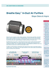 Breathe Easy In-Duct Air Purifier Datasheet