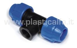 Model Bluline Plus - PN16 - Compression Fittings
