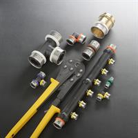 Viega PureFlow - Model PEX - Press Fittings Systems