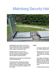 Malmberg - Security Hatch Datasheet