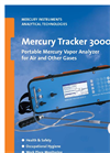 Mercury - 3000 IP - Portable Vapor Analyzer Brochure