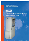 Model MMS - Mercury Monitoring System - Brochure