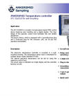 ANIKERSMID - Temperature Controller for Wall-mounting - Brochure