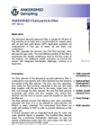 ANKERSMID - Model AFP Series - Fluid Particle Filter - Brochure