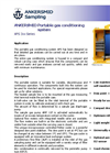 ANKERSMID - Model APS Series - Portable System - Brochure