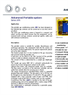 Ankersmid - Model ASP Series - Portable Gas Conditioning System - Brochure