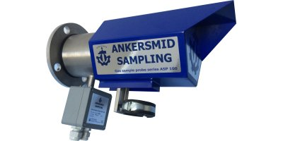 Ankersmid - Model ASP 100 - Gas Sample Probe